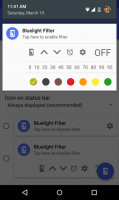 Bluelight Filter for Eye Care for PC