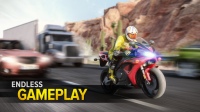 Highway Rider Motorcycle Racer for PC