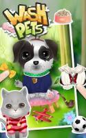 Wash Pets - kids games APK