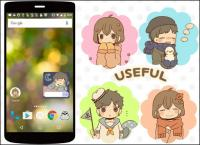 Frank-remark Battery Widget for PC