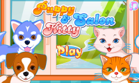 Puppy & kitty salon APK