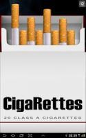 Virtual cigarette smoking APK
