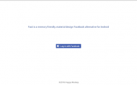 Lite Messenger for Facebook for PC