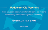 Update for Old Versions APK