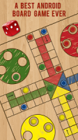 Ludo Parchis Classic Woodboard APK
