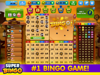 Super Bingo HD - Free Bingo for PC