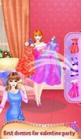 Princess Valentine Hair Style APK