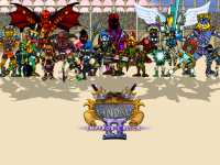 Swords and Sandals 2 Redux for PC