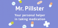 Mr. Pillster - pills reminder for PC