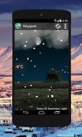 Animated Weather Widget, Clock APK