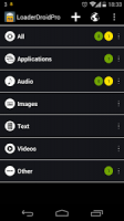 Loader Droid download manager APK