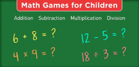 Math Games for PC