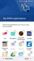 Samsung My Knox for PC