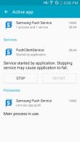 Samsung Push Service for PC