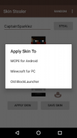 Skin Stealer for Minecraft APK