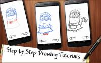Draw Despicable Me for PC