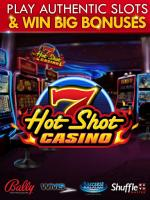 Hot Shot Casino Slots Games for PC