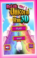 My Little Unicorn Runner 3D 2 APK
