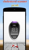 Cholesterol detector prank for PC