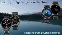 Wearable Widgets for PC