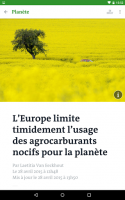 Le Monde, l'info en continu for PC