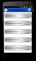 Caller Name & SMS Talker APK