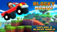 Blocky Roads APK
