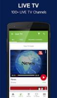 nexGTv Live TV Movies Cricket APK