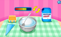 Cooking colorful cupcakes APK