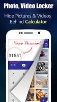 Photo,Video Locker-Calculator for PC