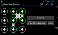 Lock Pattern Generator APK