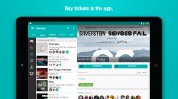 Bandsintown Concerts for PC