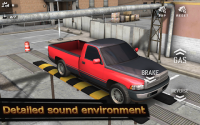 Backyard Parking 3D APK