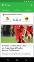 Onefootball Live Soccer Scores APK