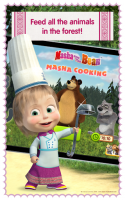 Masha Cooking dash and dinner for PC