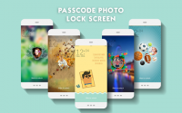 Passcode Photo Lock Screen APK