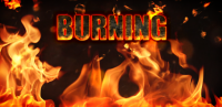 Burning Live Wallpaper for PC