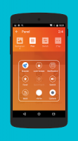 QuickTouch(ios iphone touch) APK