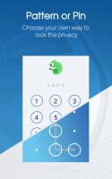 LOCX Applock Lock Apps & Photo for PC