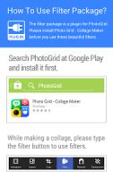 Glitter Filter - Photo Grid APK
