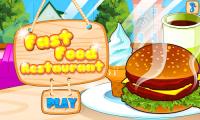 Fast food restaurant APK