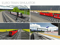 Euro Train Simulator APK