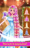 Long Hair Princess Hair Salon APK