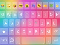Rainbow Love Emoji Keyboard APK
