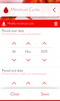 Period Tracker & Woman Diary for PC