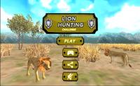 Lion Hunting Challenge 3D APK