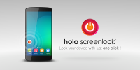 Hola Screen Lock APK
