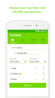 FlixBus - bus travel in Europe for PC