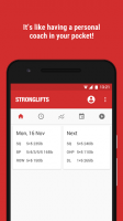 StrongLifts 5x5 Workout for PC