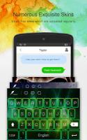 Flash Keyboard - Emojis & More APK